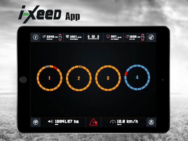 iXeed App
