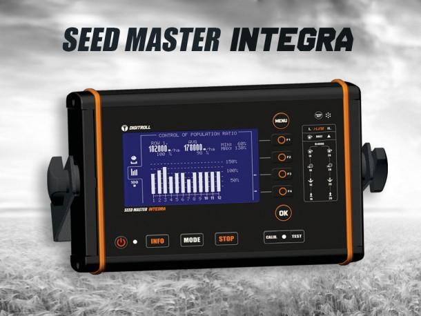 Seed Master Integra (Szemenkénti)